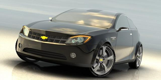 Chevette 2020 - Projeção Diego Goecking