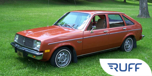 Selecionados Ruff: Chevrolet Chevette
