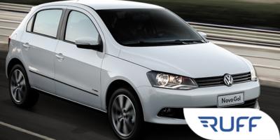 Selecionados Ruff: história do Gol Volkswagen