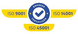ISO 9001 - ISO 14001 - ISO 45001